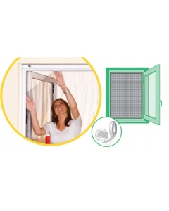 Putukavõrk aknale /valge /130x150cm