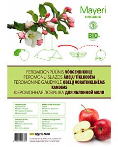 Mayeri feromoonpüünis õunapuu-võrgendikoile / 2tk