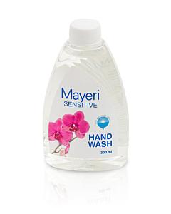 Mayeri vedelseep Sensitive  refill / 300ml