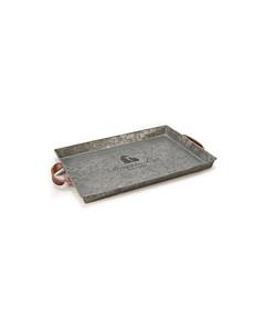 Beeztees DBL metallkandik / 48X34X4CM