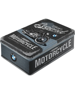 Жестяная коробка / 3D BMW Service