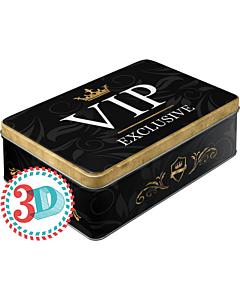 Metallkarp / flat 3D VIP Exclusive / LM