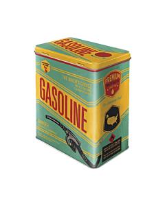 Metallpurk L / 3D Gasoline