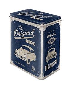 Metallpurk L / 3D VW Beetle The Original Ride