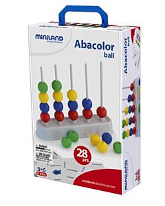 Loogikamäng kohvris Miniland Abacus