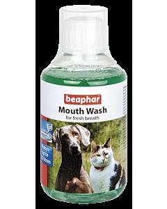 Beaphar Ополаскиватель полости пасти Mouth Wash для кошек и собак, 250 мл