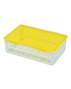 Munade hoidmise kast, haudekarp / 29x18x8,5(K)cm / 15 munale