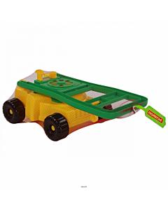 Детская газонокосилка c вертушкой