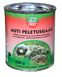 Mutipeletusgaas Detia / 500ml