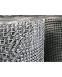 Näriliste võrk / 6,3x6,3x0,6mm / K 0.55m x 25m / KuumZn