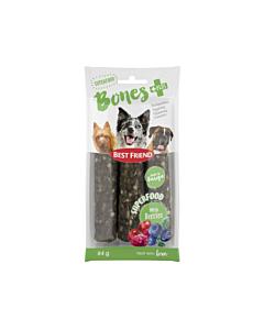 Best Friend koera maius Bones närimispulk Superfood marjad / 78g