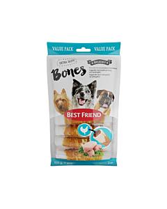 Best Friend koera maius Bones närimisrull kanatäidis/filee / 225g