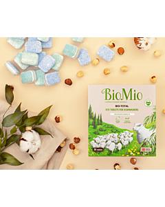 BioMio nõudepesutabletid eukalüptiõliga / 30tk