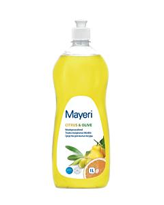 Mayeri средство для мытья посуды Hand Balsam + aloe vera / 450ml