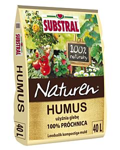Susbstral Naturen Terra Humus / 40L