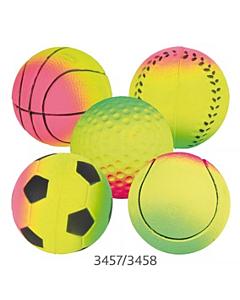 Неоноый игровой мячик / 7cm