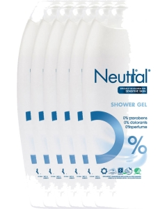 Neutral dushigeel / 6x250ml