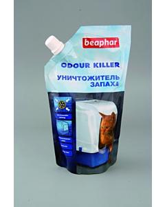 Beaphar Odour Killer For Cats Уничтожитель запаха для кошачьих туалетов, 400 гр