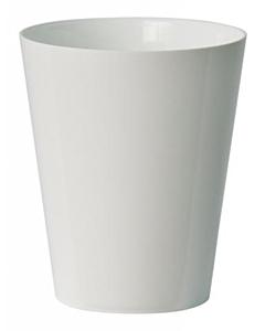 Orhideepott Clivo, valge / 10,5cm
