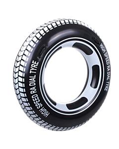 XL ujumisrõngas Big Wheel / Ø 110 x 25cm