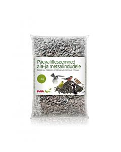 Päevalilleseemned aia- ja metsalindudele / 1kg