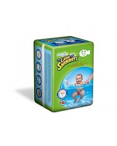 Huggies püksmähkmed Little Swimmers (3-4) / 7-15kg / 12tk / LM