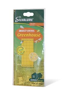 Püünispaber Greenhouse Silva kahepoolne 8tk/pakis / 10 x 23cm