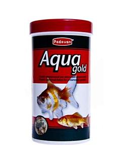 Padovan Aqua gold helvessööt kuldkaladele / 100ml