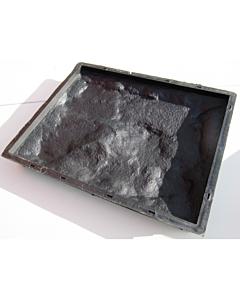 Plastvorm katteplaat Paekivi  / 33x26,7x3cm