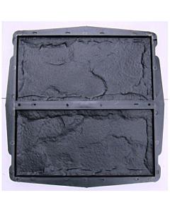 Plastvorm 2 katteplaadile Paekivi / 16,2x33,4x2,0cm