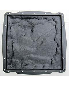 Plastvorm katteplaadile Paekivi / 24,8x24,8x2,0cm