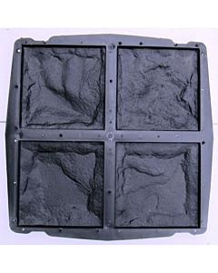 Plastvorm katteplaadile Paekivi / 16,2x16,2x2,0cm