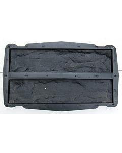 Plastvorm 2 katteplaadile Paekivi / 7,6x33,4x2,0cm