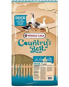 Partide,hanede, luikede täissööt Country's Best 3 / 5kg