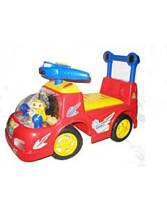 Pealeistutav auto Space Racer