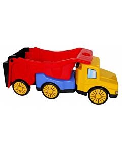 Pealeistutav veoauto + haagis
