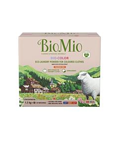 Pesupulber BioMio Color öko lõhnatu