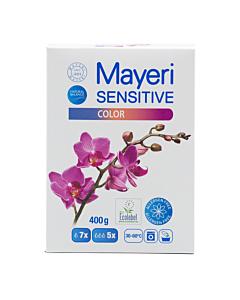 Mayeri pesupulber Sensitive Color / 400gr