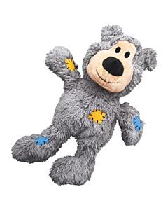Kong Wild Knots Bears piiksuv mänguasi koertele M/L