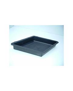 Plastvorm romb mustriga / 19,0x33,0x4,5cm
