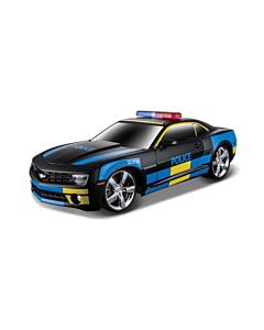 Politseiauto Chevrolet Camaro SS RS MAISTO 1:24