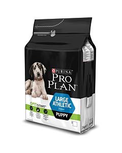 Pro Plan Large Athletic Puppy with OPTISTART® suurt tõugu kutsika täissööt kanaga