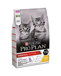 Pro Plan Original Kitten Optistart kassipoja täissööt kanaga