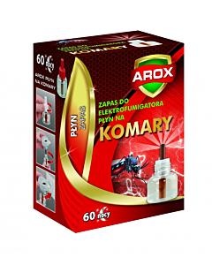 Sääsefumigaatori täitevedelik Arox / 45ml / 60ööd