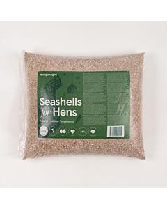Purustatud teokarbid kanadele / 2kg