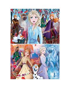 Clementoni Pusle Frozen 2 / 2x20 tk / LM