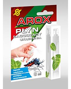 Putukahammustust leevendav vedelik AROX 8ml - pihustiga