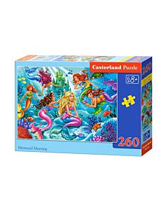 Puzzle Castorland Mermaid Meeting 32x23cm / 260tk / LM