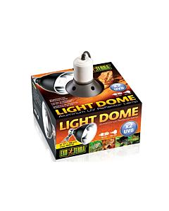 Rippuv valgusti hõõglampidele Exo Terra Light Dome / 18cm