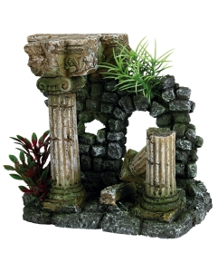 Akvaariumi dekoratsioon Rooma varemed II / 16cm
